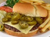 photo of menu item 'Jalapeno PepperJack Burger Combo'