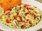photo of menu item 'Chicken Cordon Bleu Fettuccini'