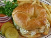 photo of menu item 'Chicken Salad Croissant'