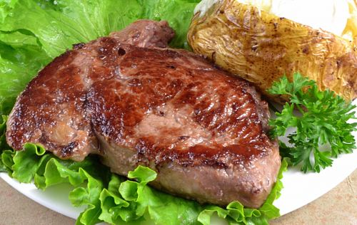 photo of menu item 'Gluten Free Sirloin Steak'