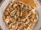 photo of menu item 'Cajun Chicken Fettuccini'
