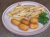 photo of menu item 'Kids Mini Corn Dogs '