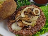photo of menu item 'Hamburger Steak'