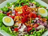 photo of menu item 'Chef's Salad'