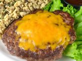 photo of menu item 'Cheddar Chopped Beef Steak'