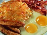 photo of menu item 'Rosie's Special Breakfast'