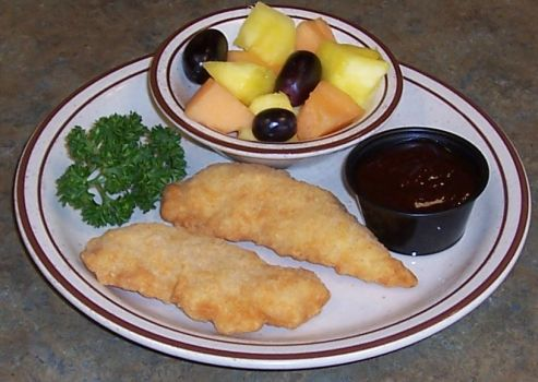 photo of menu item 'Kids Chicken Strips '