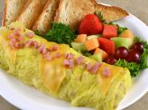 photo of menu item 'Gluten Free Ham 'N Cheese Omelette'