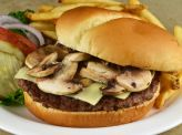 photo of menu item 'Mushroom 'N Swissburger Combo'