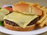 photo of menu item 'Pepperjack Cheeseburger Combo'