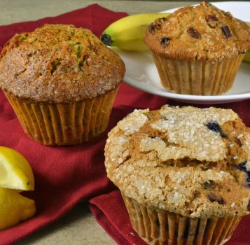 photo of menu item 'Mega Muffin'