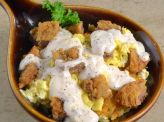 photo of menu item 'Chicken Fried Steak Skillet'
