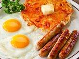 photo of menu item 'Sausage 'N Eggs'