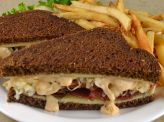 photo of menu item 'Reuben Melt Combo'