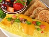 photo of menu item 'Trim 'N Fresh Garden Omelette'