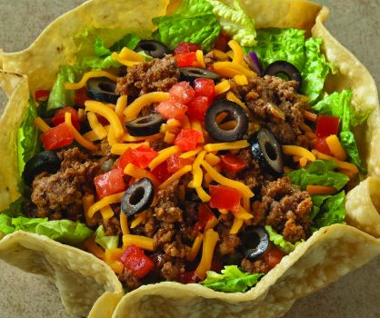 photo of menu item 'Taco Salad'