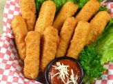 photo of menu item 'Mozzarella Sticks'