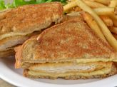 photo of menu item 'Crunchy Chicken Melt'