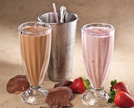 photo of menu item 'Hand Dipped Shakes'