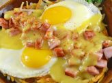 photo of menu item 'Benedict Skillet'