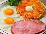 photo of menu item 'Ham 'N Eggs'