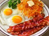 photo of menu item 'Bacon 'N Eggs'