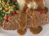 photo of menu item 'Meatloaf Dinner'
