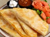 photo of menu item 'Kids Quesadilla'