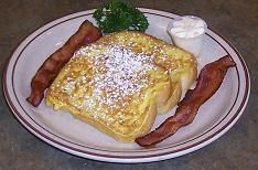photo of menu item 'Kids French Toast'