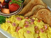 photo of menu item 'Trim 'N Fresh Ham Scrambled'