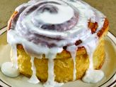 photo of menu item 'Cinnamon Roll'