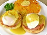photo of menu item 'Eggs Benedict'