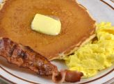 photo of menu item 'Kids Bacon 'N Eggs'