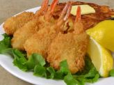 photo of menu item 'Seniors Shrimp Dinner'