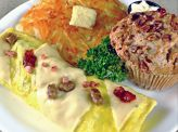 photo of menu item 'Meat Lover's Omelette'