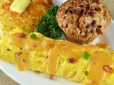 photo of menu item 'Western 'N Cheese Omelette'